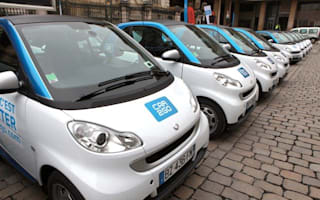 UK to get Smart car sharing scheme