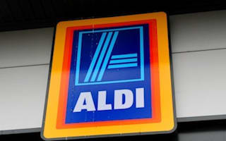 Aldi sales power 25% ahead