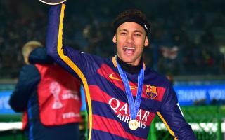 Neymar yet to match Messi, Ronaldo - Davids