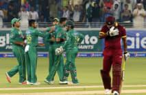 Imad takes five as Pakistan thrash Windies