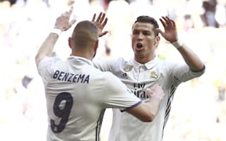 Ronaldo and Benzema join Bale in missing Sporting clash