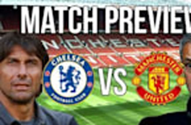 Chelsea vs Man Utd - Premier League match preview