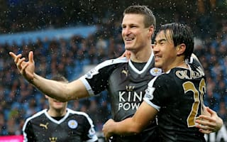 Manchester City 1 Leicester City 3: Huth at the double as Ranieri's men storm clear