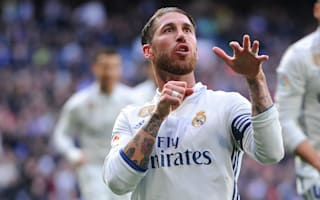 Real Madrid 2 Malaga 1: Ramos double gets leaders back on track