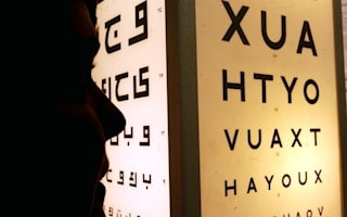 Number of drivers banned for poor eyesight on the increase