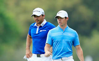 Day begins US PGA defence alongside McIlroy and Mickelson
