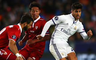 Asensio will stay at Madrid, says Zidane