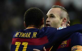 Iniesta: I bet Neymar stays