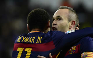 Iniesta: I bet Neymar stays
