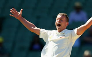 Siddle: I'll be fit for New Zealand
