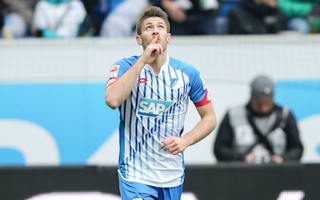 Kramaric leaves Leicester for Hoffenheim permanently