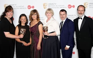 Happy Valley reigns at the Bafta awards as The Crown misses out