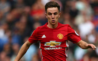 Josh Harrop explains Manchester United exit