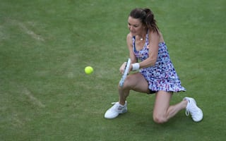 Radwanska crashes out of Birmingham, Bencic withdraws with injury