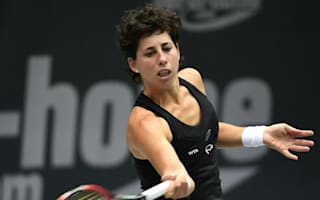 Suarez Navarro stays in Singapore hunt with Linz win