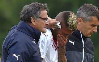 Menez undergoes surgery on severed ear