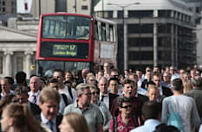 Commuters face travel chaos as rail and Tube staff strike