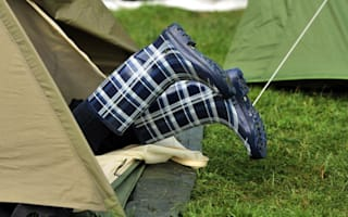 How to camp and have fun too