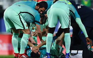 Busquets injury at Eibar compounds Barcelona midfield woes
