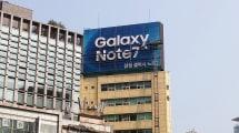 Los problemas del Note 7 traerán grandes descuentos en Corea