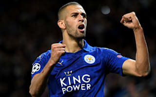 Leicester City 1 Porto 0: Slimani continues to haunt old foes