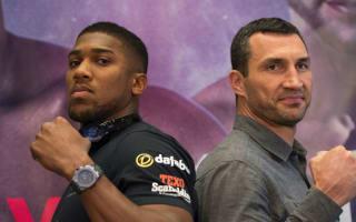 Wilder feels Klitschko's experience will be key in Joshua bout