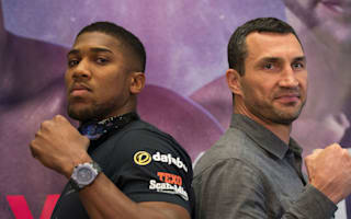 Wilder feels Klitschko's experience will be key in Joshua bout