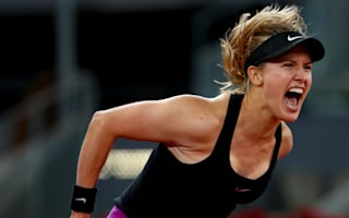 Bouchard adds Kerber scalp as Madrid run continues