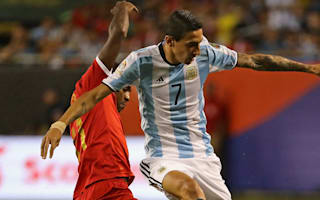 Argentina sweating over Di Maria adductor injury
