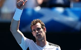 Murray braced for second-round showdown with Groth