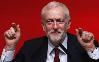 Jeremy Corbyn brands Tories 'the nasty party' over stance on disability