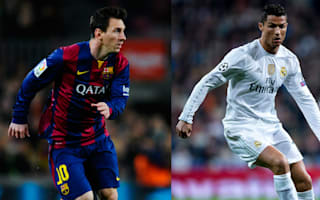Messi and Ronaldo should have shared Ballon d'Or - Keegan