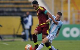 Manchester City's Yangel Herrera joins New York on loan
