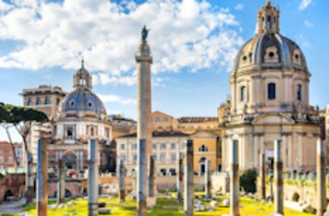 144-199 € – 4 Tage im 3*-Hotel in Rom inkl. Flug, -125 €