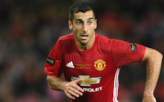 Mkhitaryan in United party for Fenerbahce
