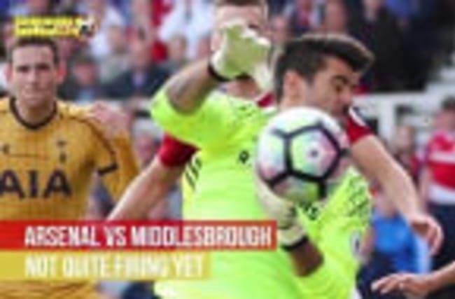 Arsenal vs Middlesbrough - Premier League match preview