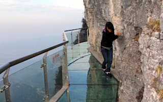 The world's most dangerous walks
