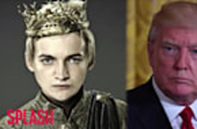 George R.R. Martin Compares Donald Trump to Joffrey