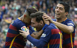 La Liga Review: Barcelona, Madrid go down to the wire as Atleti drop out of title race