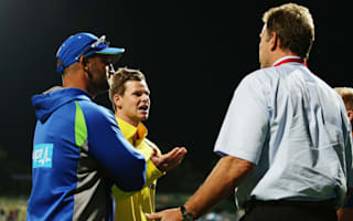 Smith unhappy with controversial Marsh decision