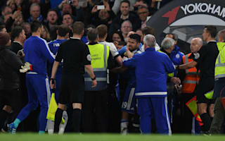 Derby flare-ups not good for the game - Hiddink