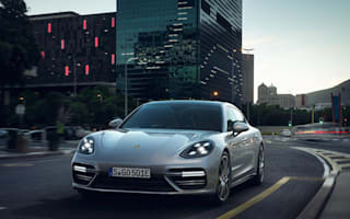 Porsche unveils fastest Panamera ever and it's a hybrid
