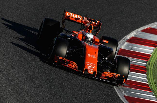 McLaren deny Honda split on positive day in Barcelona