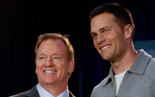 Goodell: Brady wasn't diagnosed with concussion last season