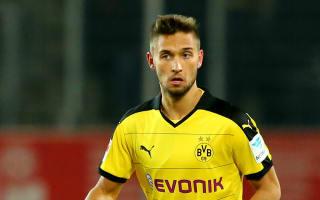 Lazio sign Leitner from Borussia Dortmund