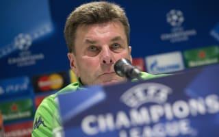 Hecking wants alert Wolfsburg against Gent