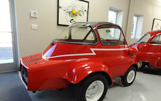 Amazing bubble car goes on sale online in America