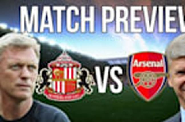 Sunderland vs Arsenal - Premier League match preview