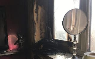You'll never believe what started this house fire