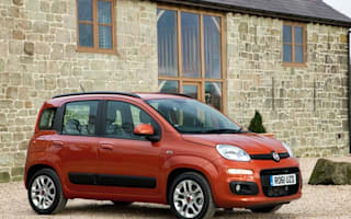 Fiat pitches the Panda under £9,000
